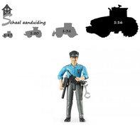 Bruder Politieagent