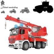 Bruder MB Arocs brandweerwagen