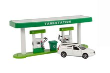 Kids Globe tankstation