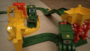 Johnny tractor baan_